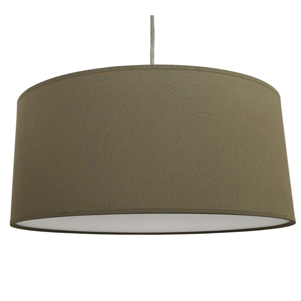 Drum ceiling shade Light Bronze